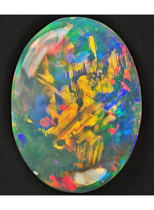 Drahý opál z Austrálie - Puzzle