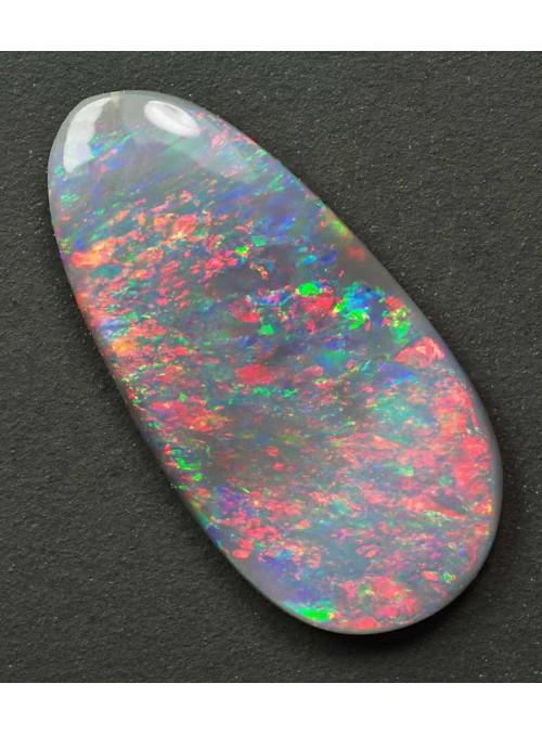 Drahý opál z Austrálie 12x6mm