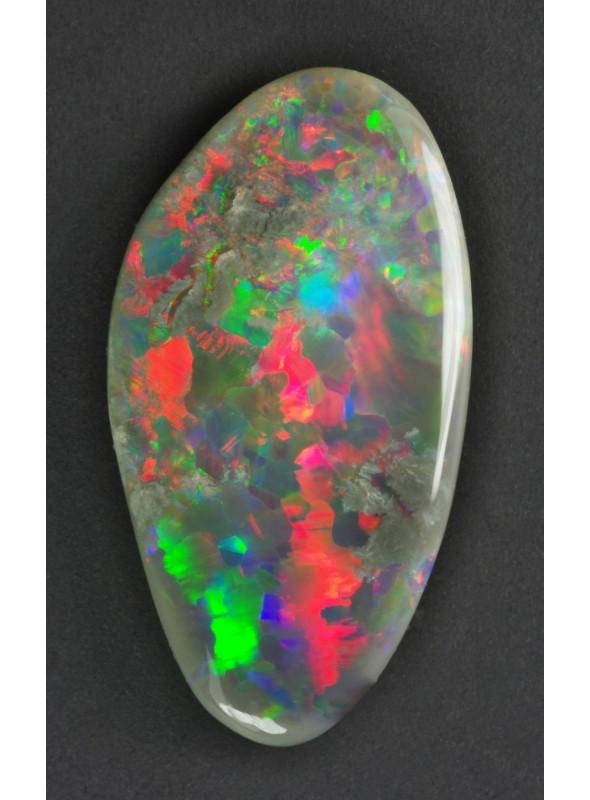 Drahý opál z Austrálie  17x9mm