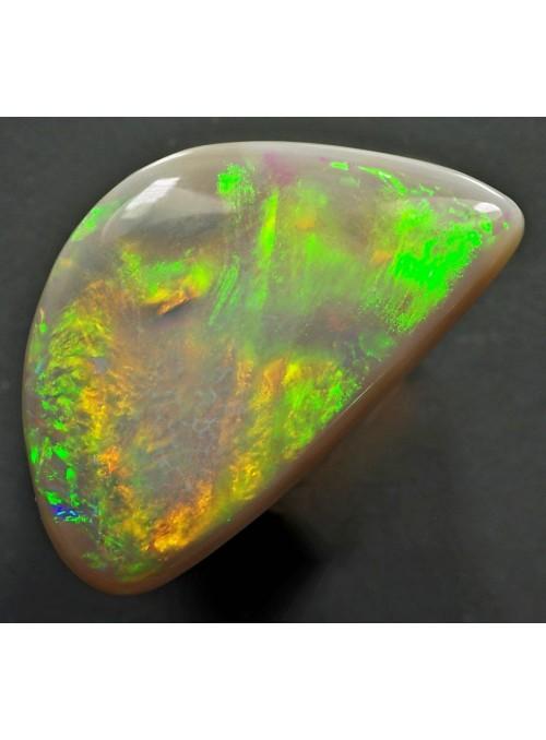 Drahý opál z Austrálie 18x11mm