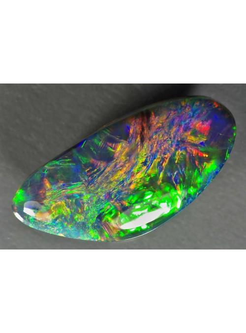 Drahý opál z Austrálie 14x7mm