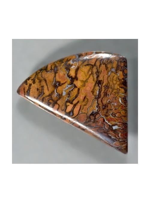 Boulder opál z Austrálie 28x16mm