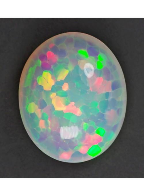 Drahý opál z Etiopie 13x11mm