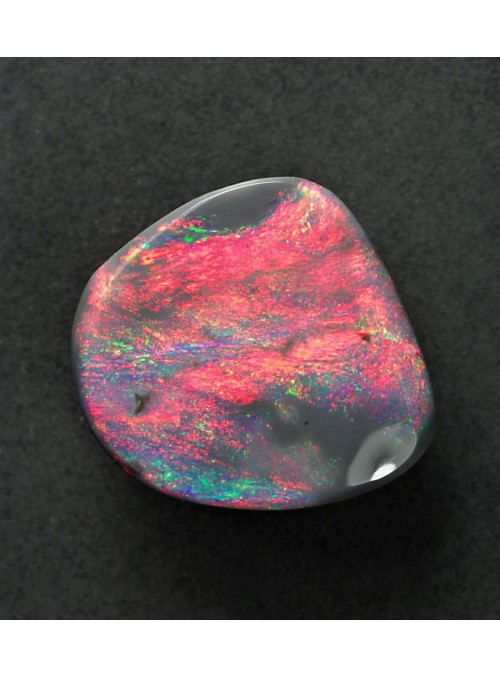 Drahý opál z Austrálie 8x8mm
