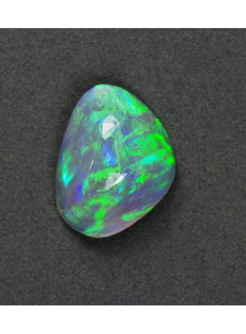 Drahý opál z Austrálie 7x6mm