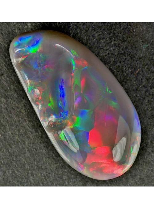 Černý opál z Austrálie  20x10mm