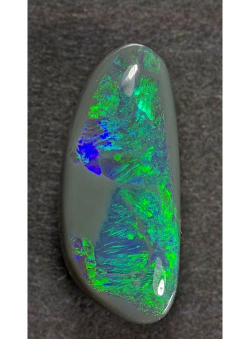 Drahý  opál z Austrálie 14x6mm