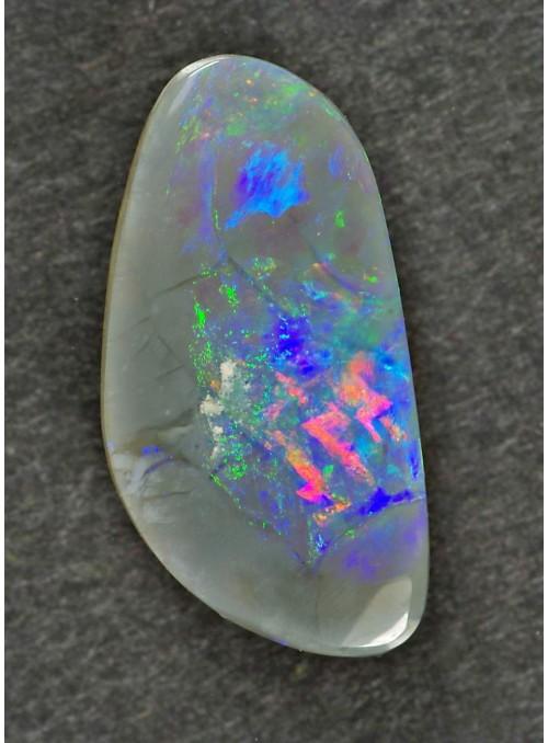 Drahý opál z Austrálie - 10x5mm