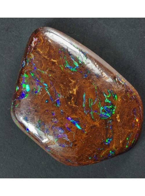 Boulder matrix opál z Austrálie 26x19mm