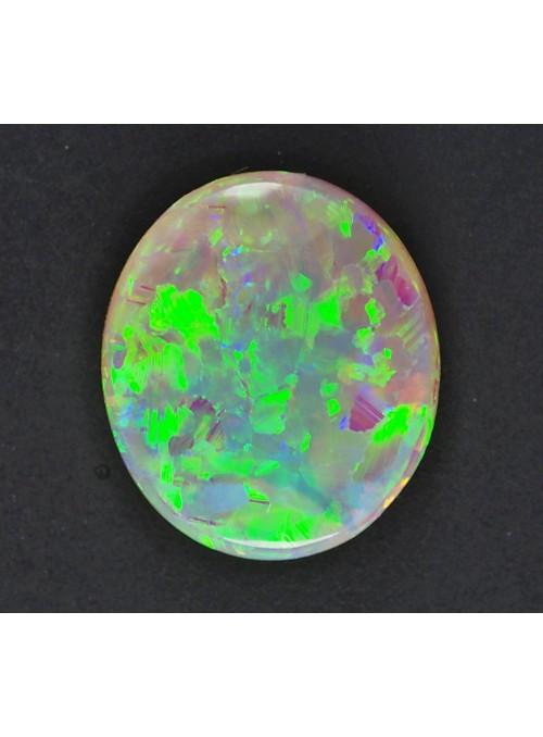 Drahý opál z Austrálie 9x8mm