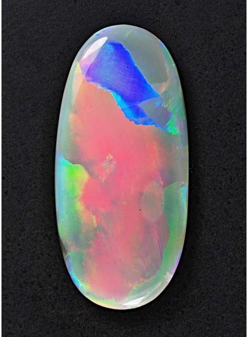 Drahý opál z Austrálie 23x11mm - Flash