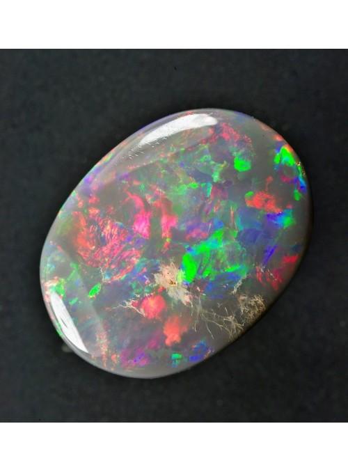 Drahý opál z Austrálie 15x10mm