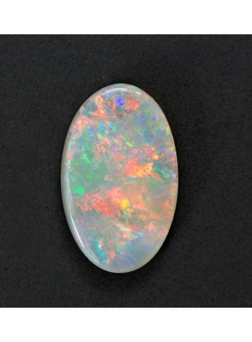 Drahý opál z Austrálie 12x7mm