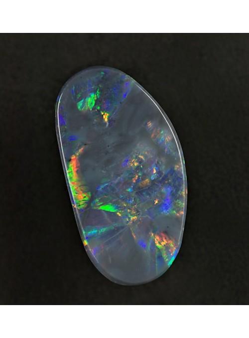 Drahý opál z Austrálie 15x8mm
