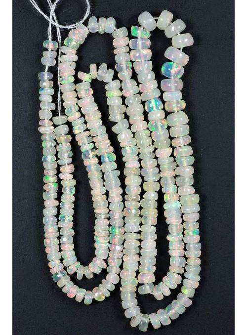 Drahé opály z Etiopie 430mm