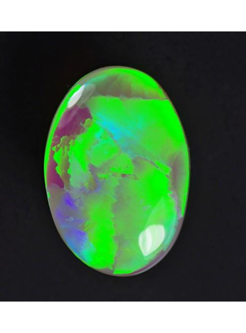 Drahý opál z Austrálie 13x9mm
