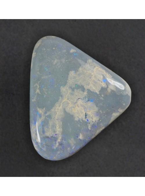 Drahý opál z Austrálie 13x11mm