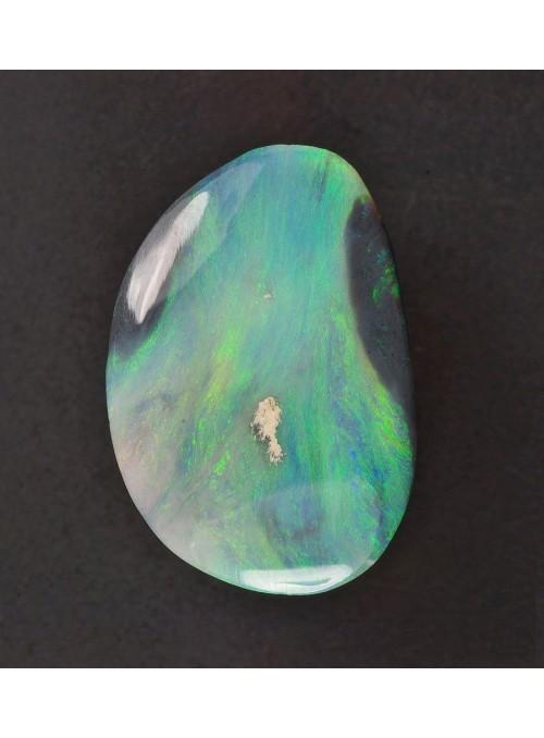 Drahý opál z Austrálie 18x14mm