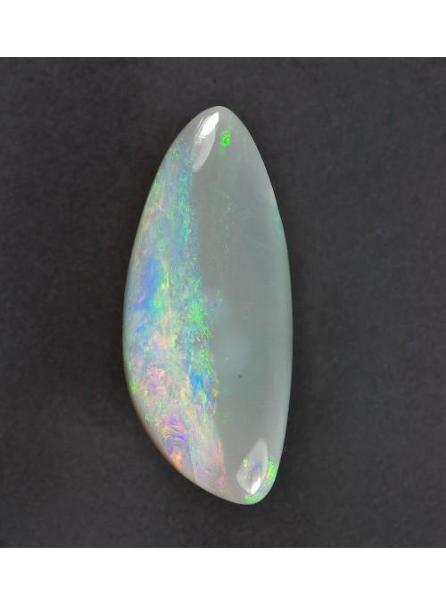 Drahý opál z Austrálie 12x8mm
