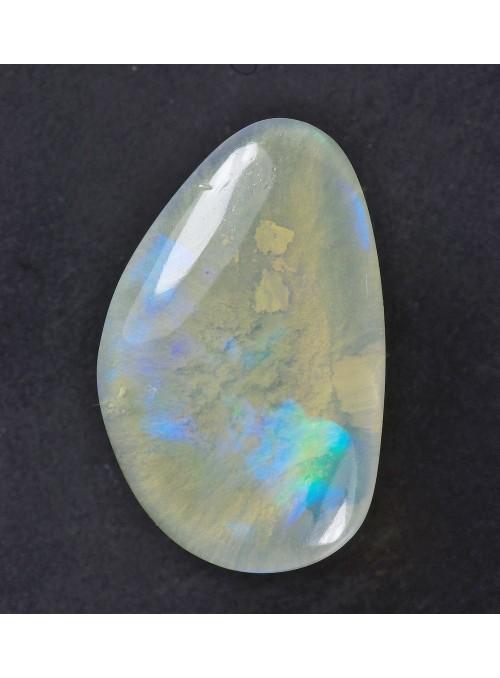 Drahý opál z Austrálie 14x14mm