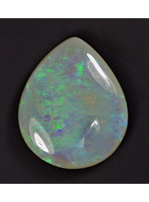 Drahý opál z Austrálie 22x18mm 13ct