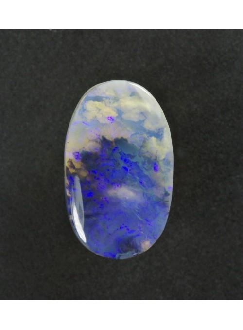 Australský opál 23x12mm