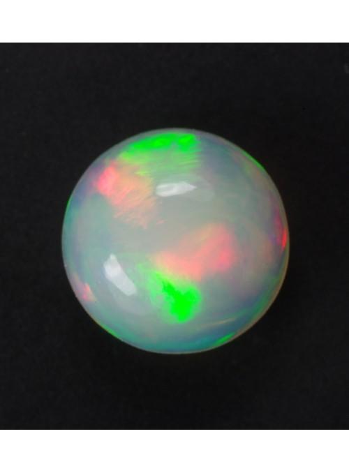 Etiopský opál  11x9mm, 2,06ct