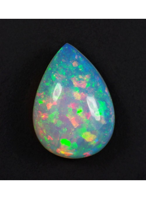 Etiopský opál  10x5mm, 2,31ct