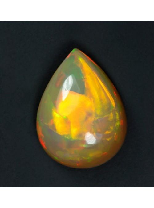 Precious opal - Ethiopia 14x11mm, 3,67ct