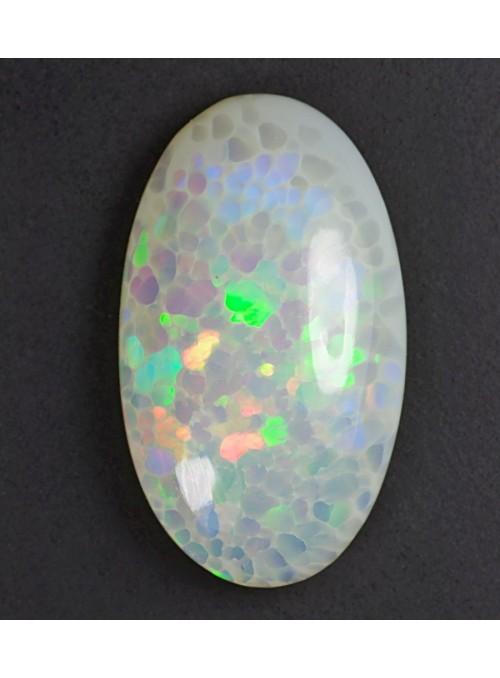 Mimořádný drahý opál  - Flagstone Pattern