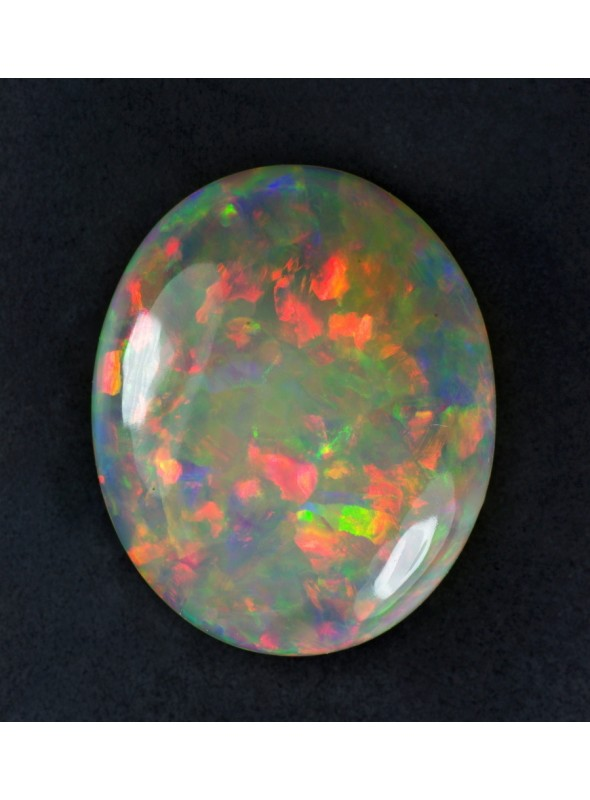 Etiopský opál  13x10mm