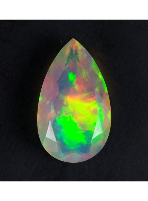 Precious opal - Ethiopia 12x10mm