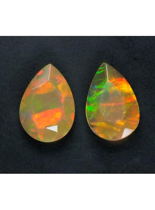 Precious opal - Ethiopia 14x8mm