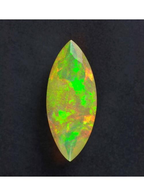 Etiopský opál  12x10mm