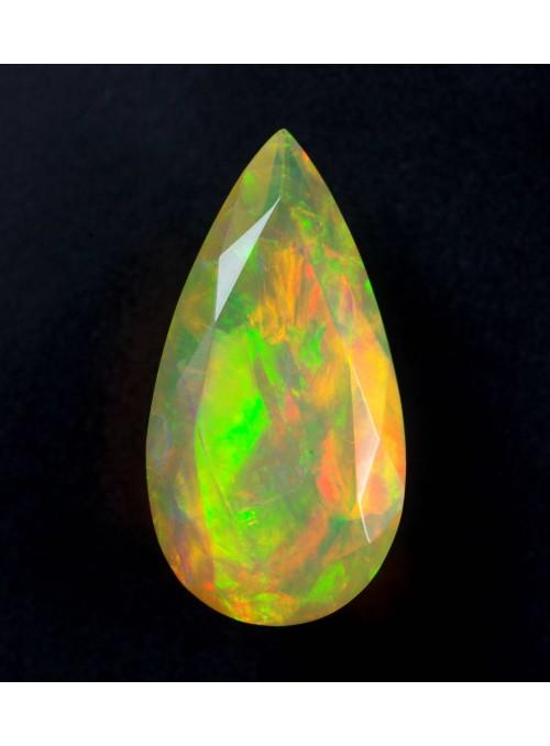 Precious opal - Ethiopia 16x7mm