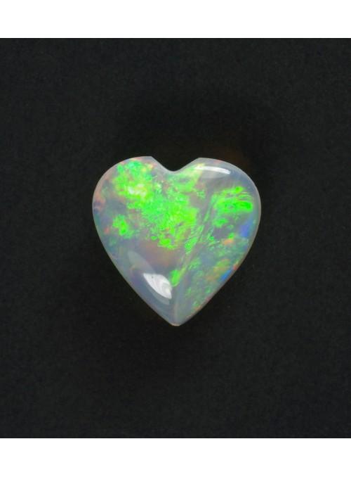 Precious opal - Australia 6x6mm