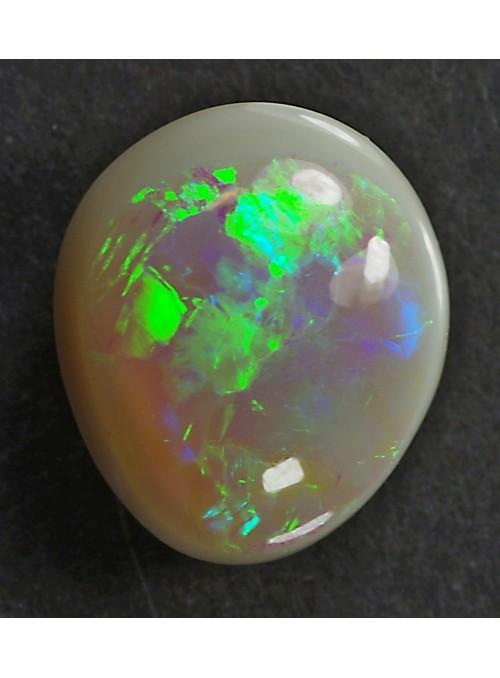 Drahý opál z Austrálie 9x8mm 1,27ct