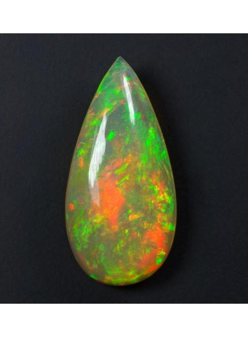 ópalo precioso de Etiopía 20x15mm