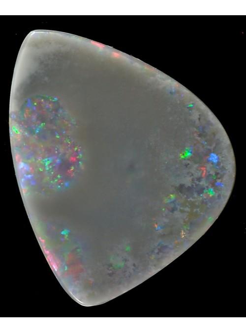 Drahý opál z Austrálie 16x13mm
