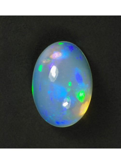 Drahý opál z Etiopie 19x13mm