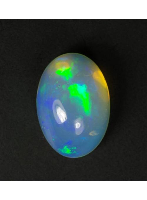 Precious opal - Ethiopia 12x8mm