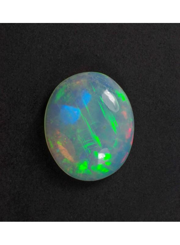 Drahý opál z Etiopie 11x8mm