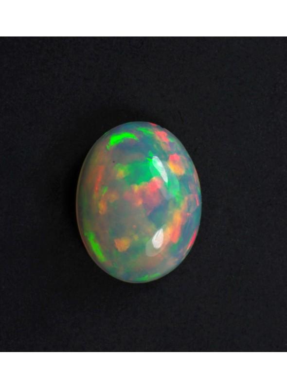 Drahý opál z Etiopie 10x8mm