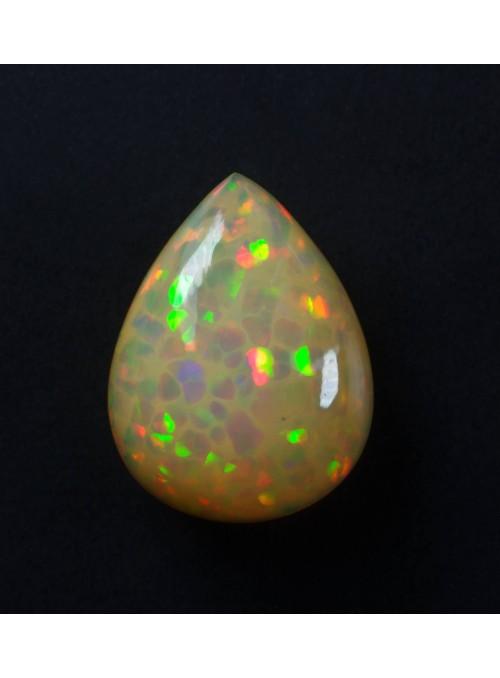 Precious opal - Ethiopia 13x13mm