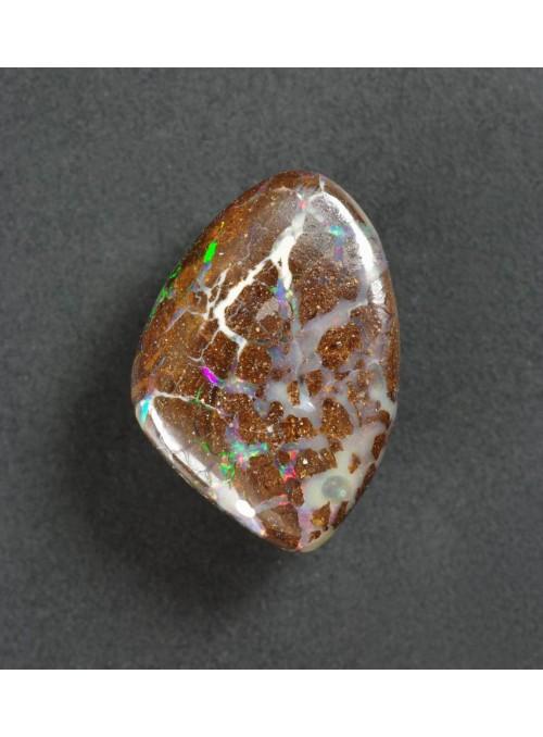 Boulder Opal - Australia 22x11mm