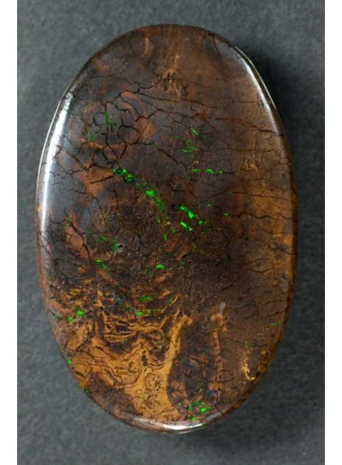 Boulder Opal - Australia 34x22mm