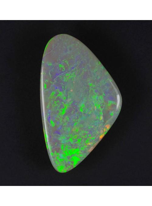 Špičkový drahý opál z Austrálie 15x11mm