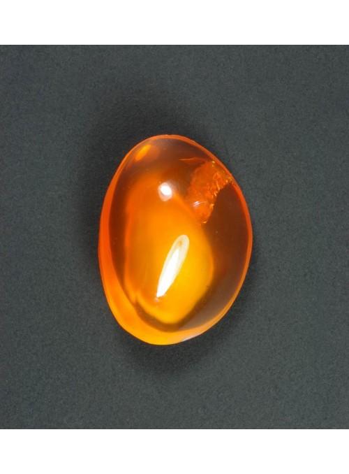 Ohnivý opál z Mexika 9x9mm