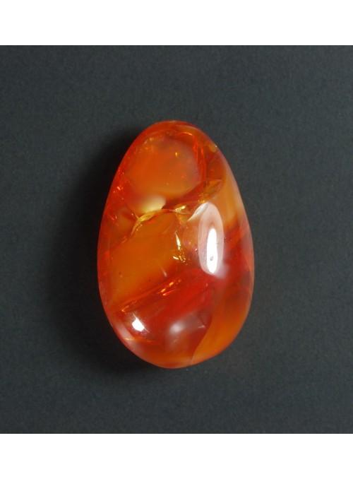 Ohnivý opál z Mexika 14x11mm