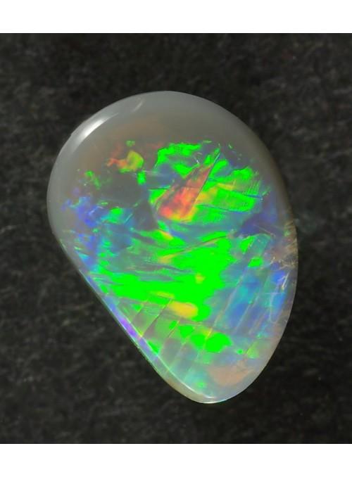 Drahý opál z Austrálie - Flash